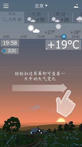 YoWindow 免费天气
