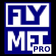 FlyMET Pro - Weather forecast 1.4.2 Pro Icon