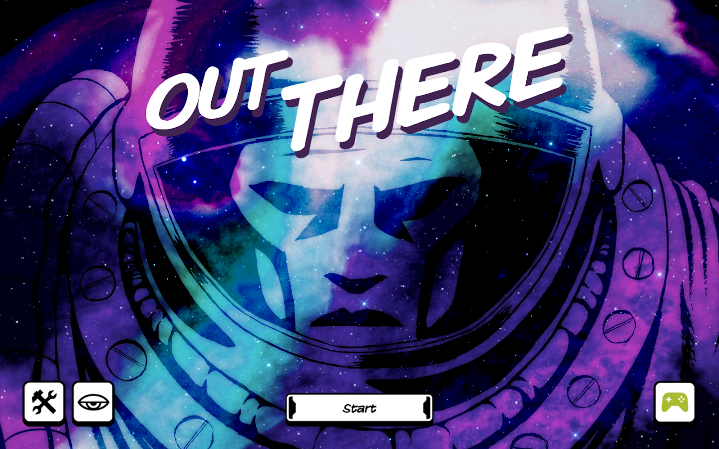 Out There - screenshot