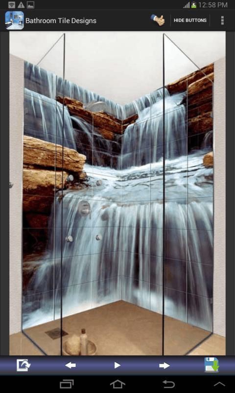 Best Bathroom Tile Designs  screenshot. Best Bathroom Tile Designs   Android Apps on Google Play