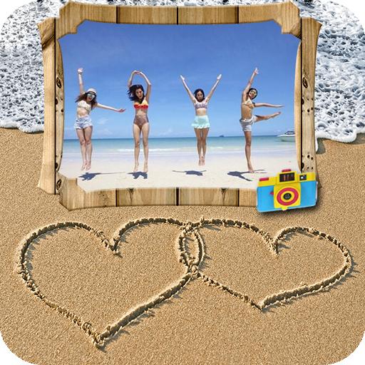 攝影必備App|自然相框免费 LOGO-綠色工廠好玩App