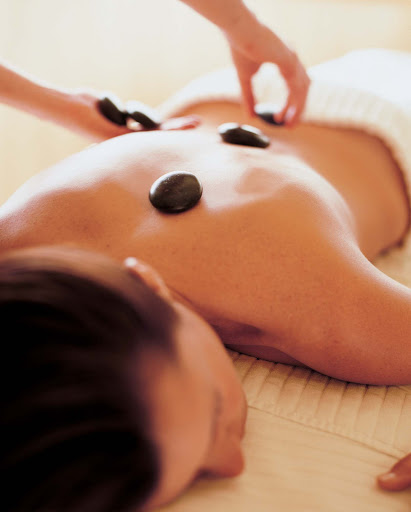 Spa-Fitness-Crystal-Spa-Stone-Massage-1 - Try a stone massage in the spa on the Crystal Symphony to unwind at sea.