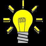 Cartoon Flashlight Widget