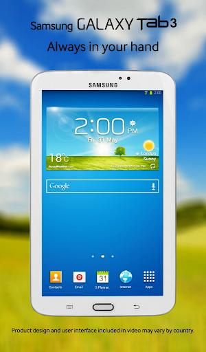 Galaxy Tab3 7.0 Retailmode