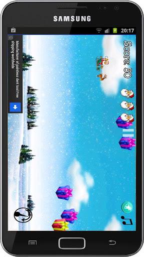 Super Santa Dash Pro Free 2015