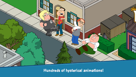 Family Guy The Quest for Stuff 1.53.1 (Free Shopping) MOD Apk 6