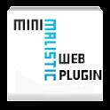 Minimalistic Web Plugin icon