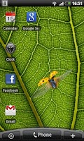 Screenshot of Ladybug - Live Wallpaper
