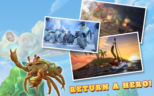 Crabs and Penguins - screenshot thumbnail