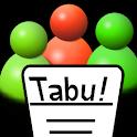 Tabu!Droid Demo logo