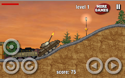 Tank Hero Wars - screenshot thumbnail