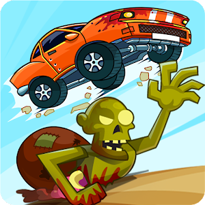 Zombie Road Trip – blast, smash & survive zombie hordes in this physics-based racer!