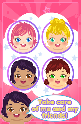 Princess Baby Care - screenshot