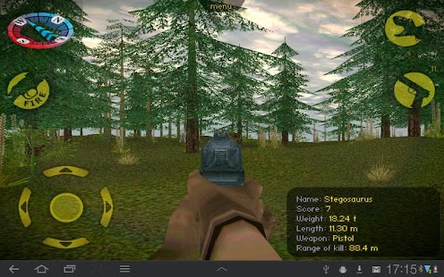 Carnivores: Dinosaur Hunter HD - screenshot thumbnail