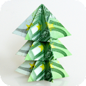 Money Origami logo