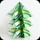 Money Origami icon