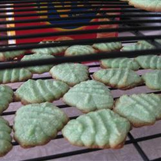Classic Butter Cookies I
