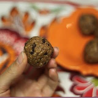 Chocolate Chip Protein Ballz.