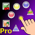 Fast, Furious Fingers Pro icon