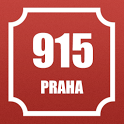 Prague by house numbers icon