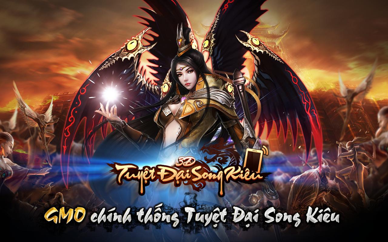 Game Tuyệt Đại Song Kiều Cho Android