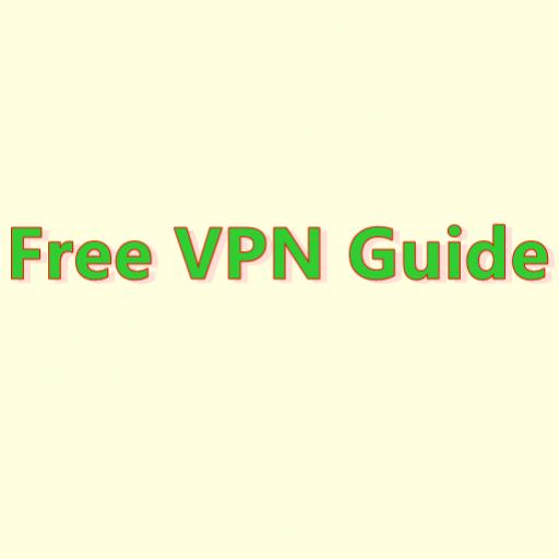 Free VPN Guide 書籍 App LOGO-APP試玩