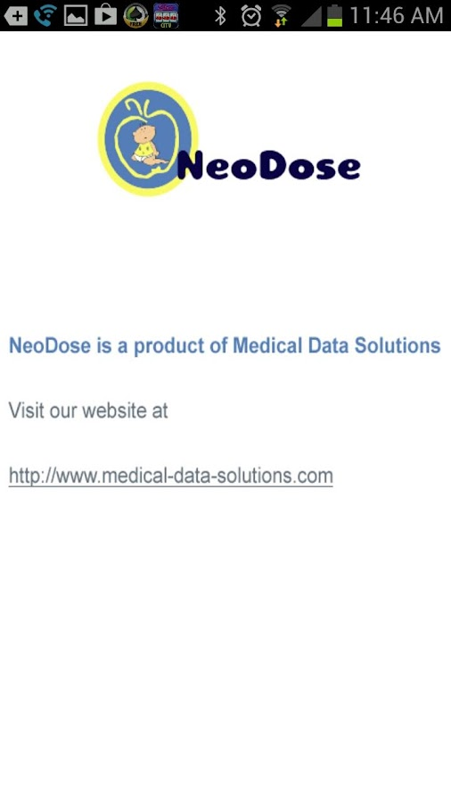 NeoDose- screenshot