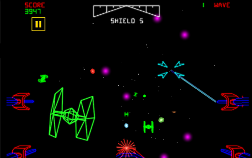 Retro Wars Arcade  screenshots 1