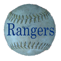 Schedule Texas Rangers fans icon