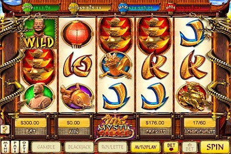Mystic Palace Slots- screenshot thumbnail