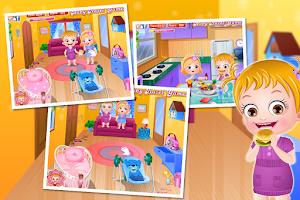 Screenshot of Baby Hazel Mischief Time