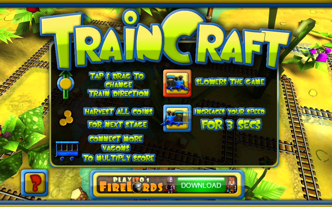 TrainCraft- screenshot