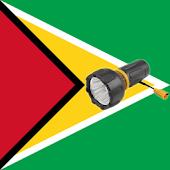 Lantern flash screen Guyana