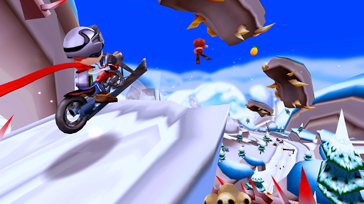 Skiing Fred  screenshots 4