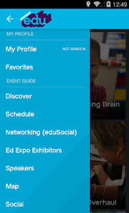 SXSWedu – Official 2015- screenshot thumbnail