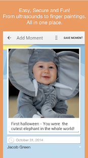Moment Garden  Baby Photo Book - screenshot thumbnail