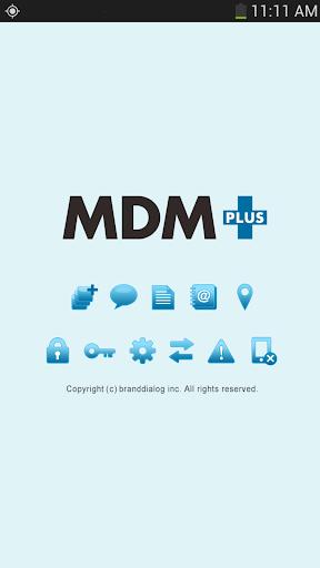 MDM+ エムディーエムプラス