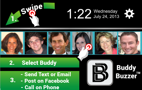 BuddyBuzzer™ 12-Pack - screenshot