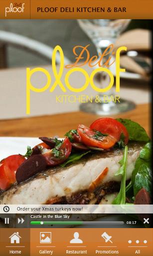 Ploof Deli Kitchen Bar