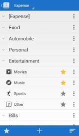 T2Expense - Money Manager Screenshot 4