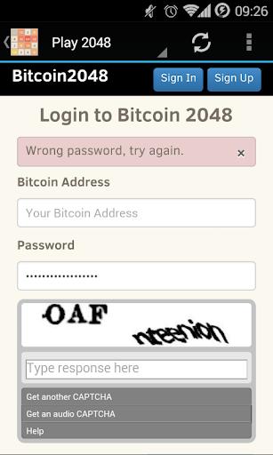 Bitcoin 2048