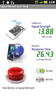 Signal Refresh and Check - screenshot