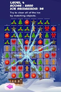 Yule Match 3 screenshot