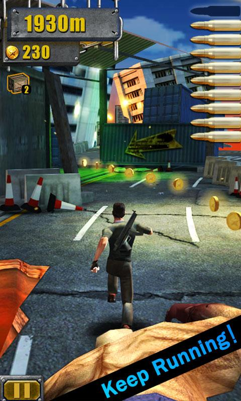 3D City Run 2- screenshot