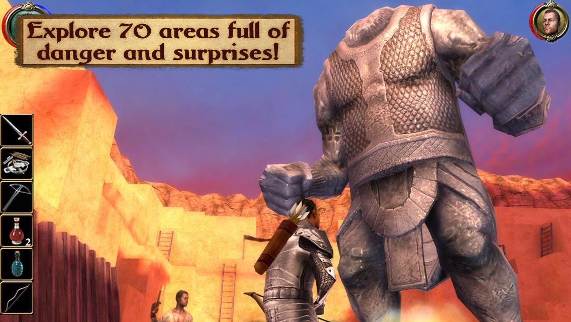 The Shadow Sun - screenshot