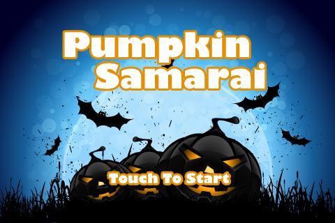Pumpkin Samurai