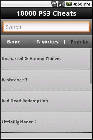 Download 10,000 <b>PS3</b> Video <b>Game Cheats</b>! Google Play softwares ...