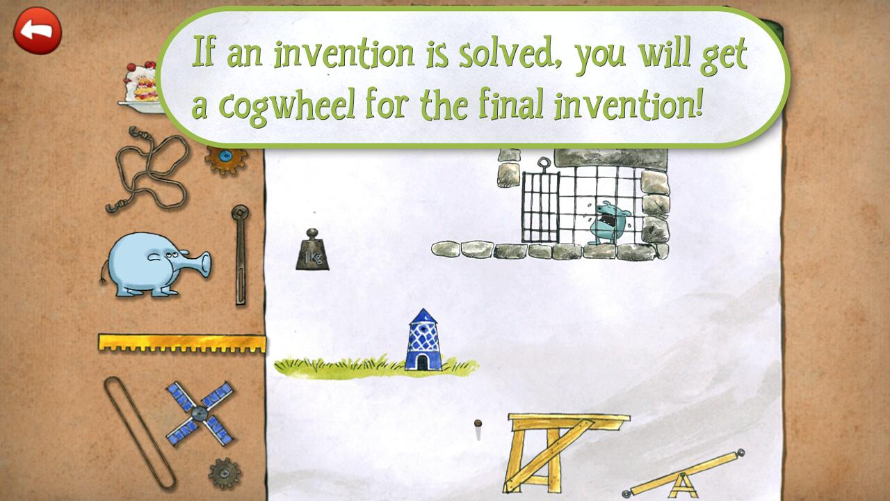 Pettson's Inventions - screenshot