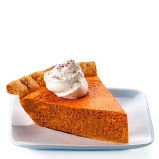 Sweet Potato Pie with Truvía® Natural Sweetener.