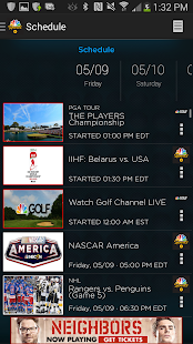NBC Sports Live Extra - screenshot thumbnail
